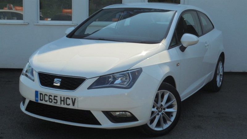 used SEAT Ibiza VISTA**Park sensors + Bluetooth Media** in WIRRAL