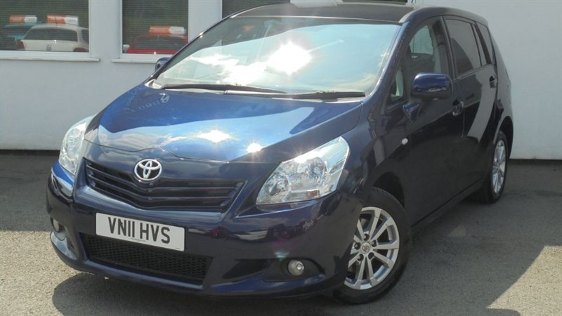 used Toyota Verso TR VALVEMATIC**Climate +Pan Roof** in WIRRAL