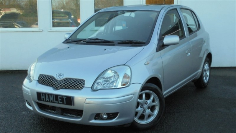 used Toyota Yaris VVTI T SPIRIT**Full History+Low Miles** in WIRRAL
