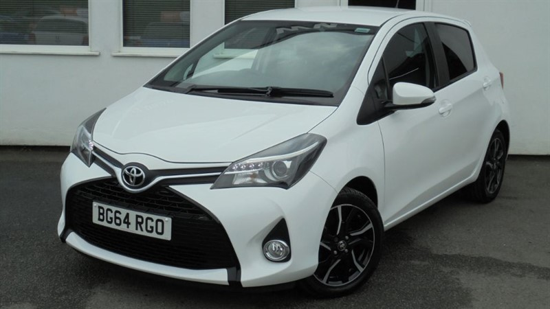 used Toyota Yaris VVT-I SPORT M-DRIVE S in WIRRAL