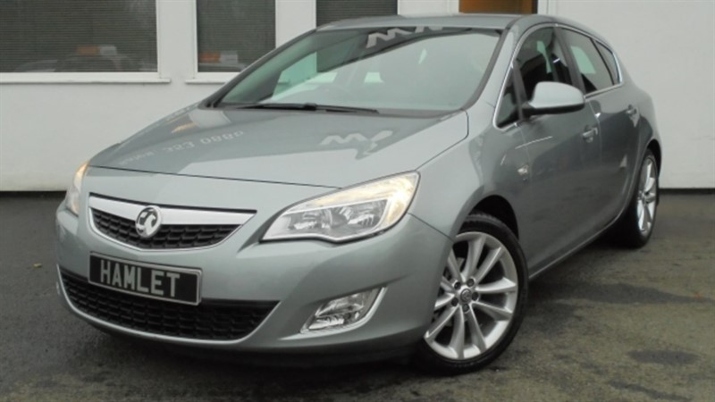 used Vauxhall Astra SE in WIRRAL