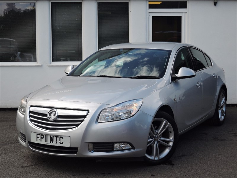 used Vauxhall Insignia SRI CDTI in WIRRAL