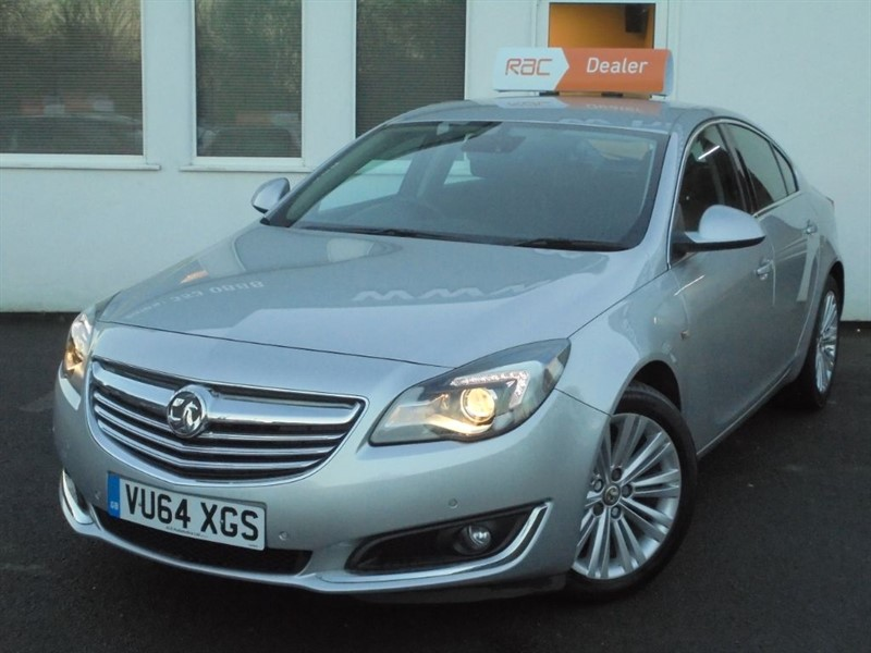 used Vauxhall Insignia TECH LINE NAV CDTI ECOFLEX S/S  in WIRRAL