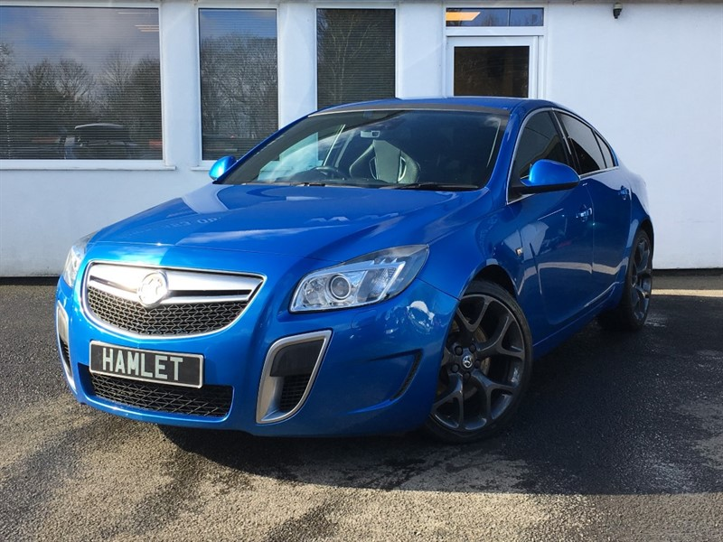 used Vauxhall Insignia VXR**20