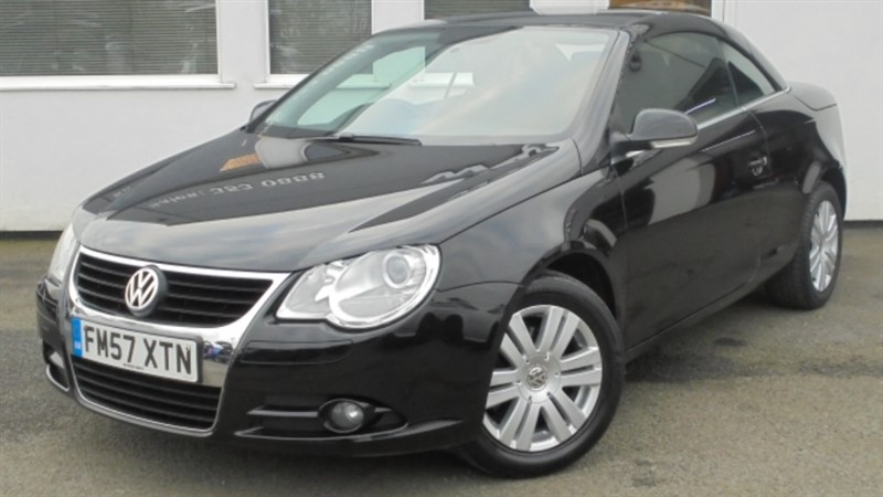used VW Eos FSI in WIRRAL