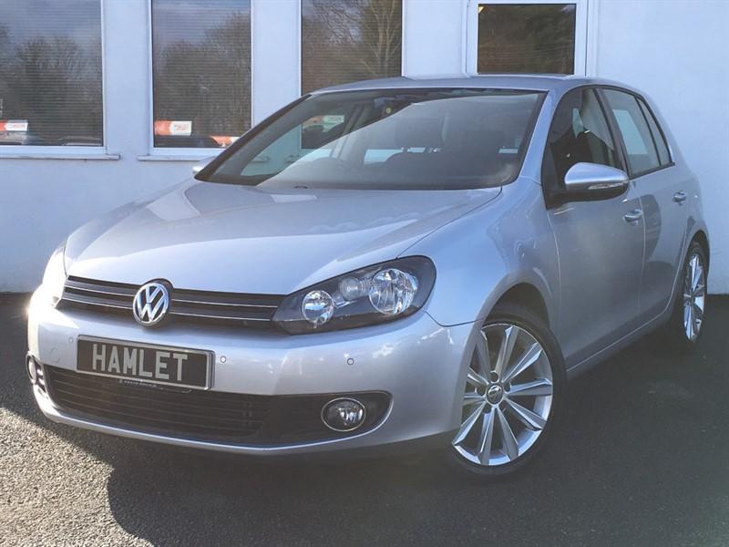 used VW Golf MATCH TDI DSG**18,000 mile+1 Owner+Full History** in WIRRAL