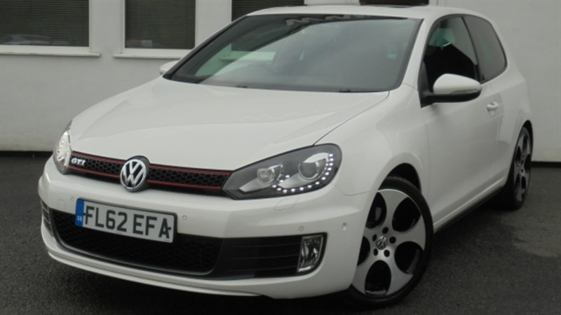 used VW Golf GTI DSG**Full History + Privacy Glass+Sunroof** in WIRRAL