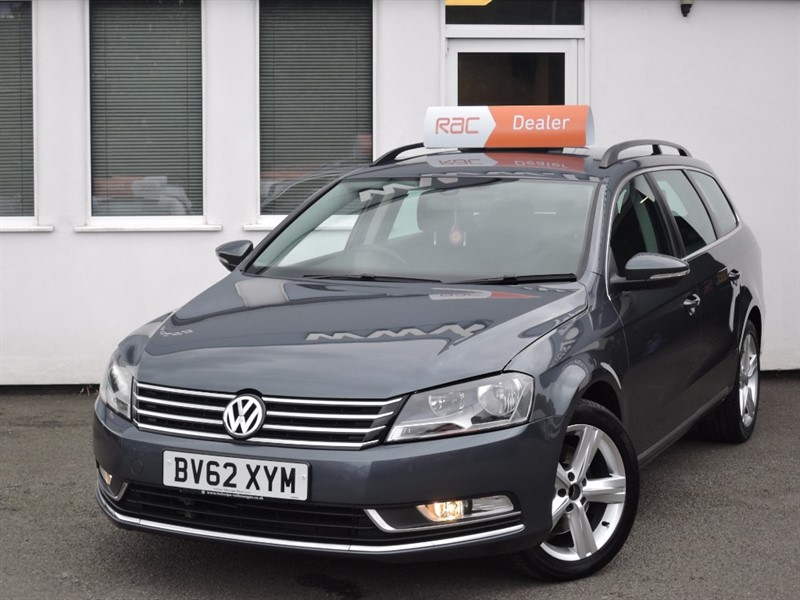 used VW Passat SE TDI BLUEMOTION TECHNOLOGY in WIRRAL
