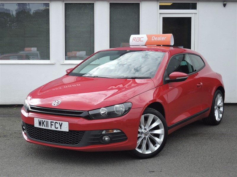 used VW Scirocco GT TDI  170 in WIRRAL