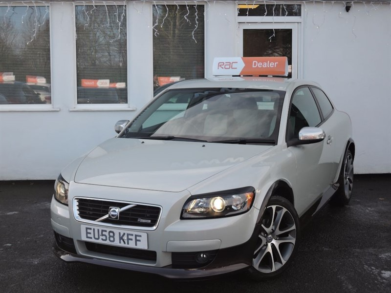 used Volvo C30 SE SPORT - Stunning very rare model in WIRRAL