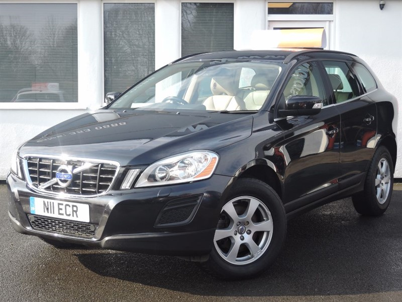 used Volvo XC60 D5 SE AWD *BIG SPEC+PANORAMIC SUNROOF+BARLEY LEATHER* in WIRRAL