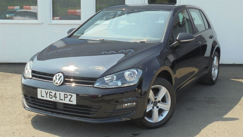 used VW Golf MATCH TDI BLUEMOTION TECHNOLOGY **Free R/Tax + Park Sensors** in WIRRAL