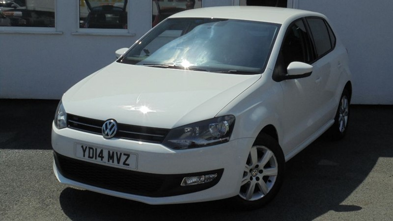 used VW Polo MATCH EDITION**Full Dealer History** in WIRRAL