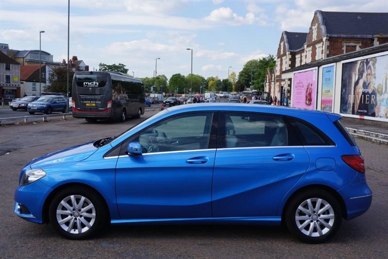 used Mercedes B200 CDI  in hampton-court-surrey