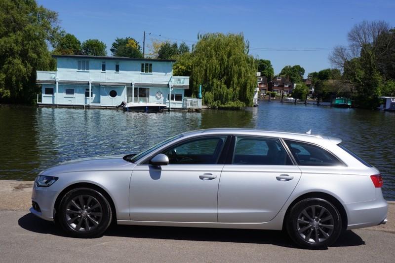 used Audi 100 AVANT TDI SE in hampton-court-surrey