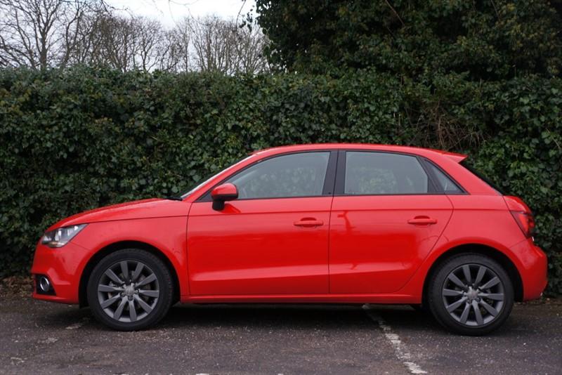 used Audi A1 SPORTBACK TDI SPORT in hampton-court-surrey