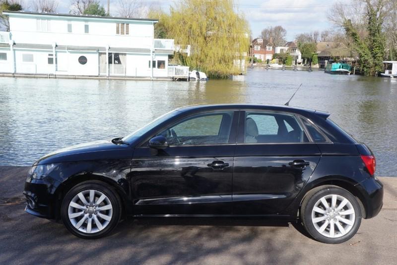 used Audi A1 SPORTBACK TFSI SPORT in hampton-court-surrey