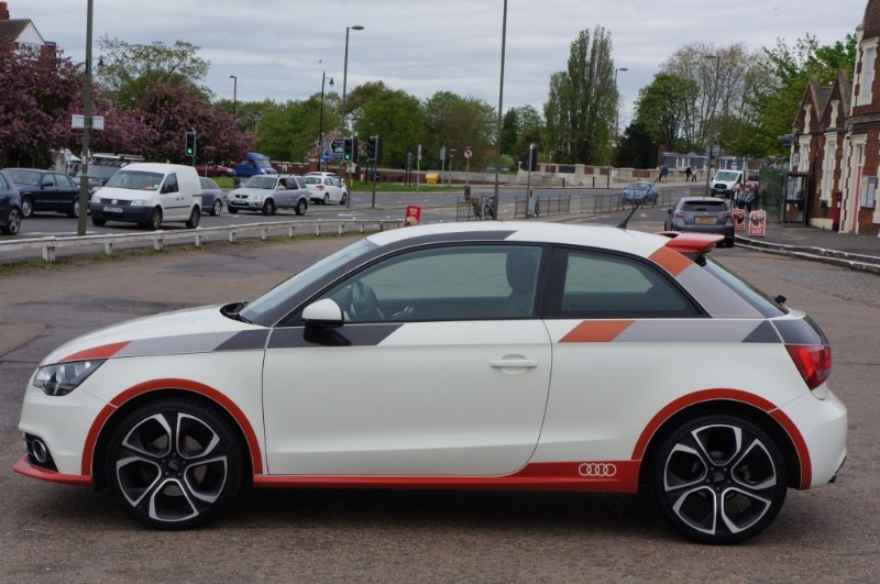 used Audi A1 TFSI COMPETITION LINE in hampton-court-surrey