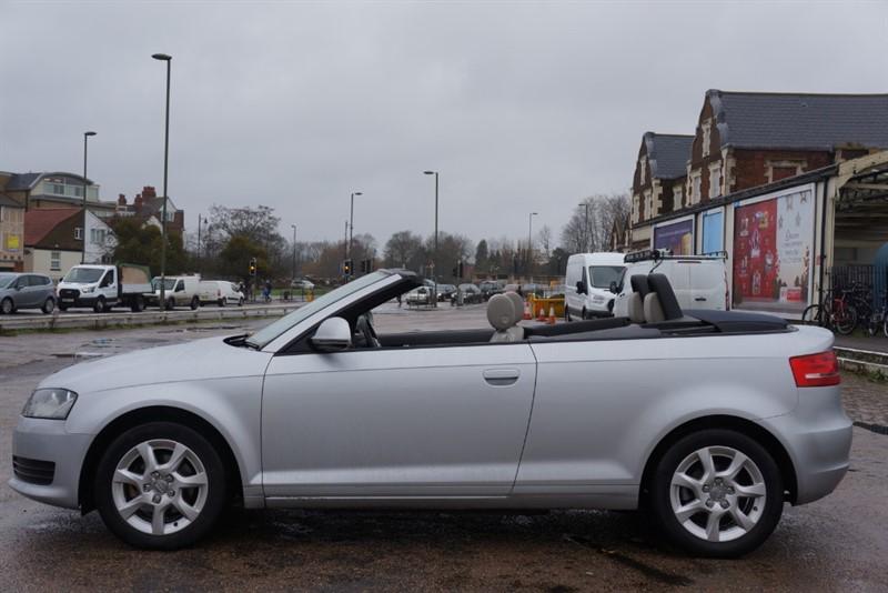 used Audi A3 MPI in hampton-court-surrey
