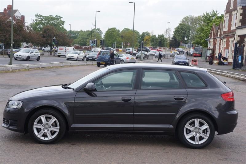 used Audi A3 TFSI SE in hampton-court-surrey