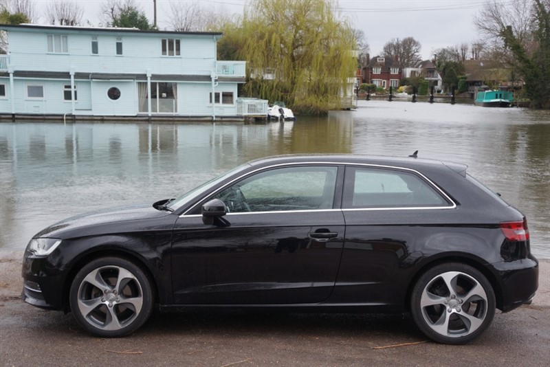 used Audi A3 TFSI SPORT in hampton-court-surrey