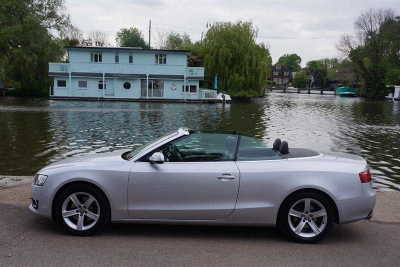 used Audi A5 TFSI SE in hampton-court-surrey