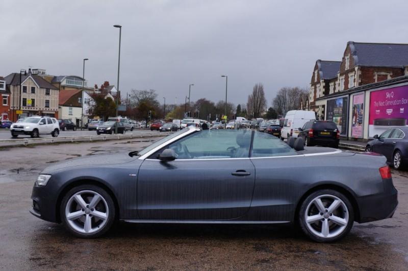 used Audi A5 TFSI S LINE in hampton-court-surrey