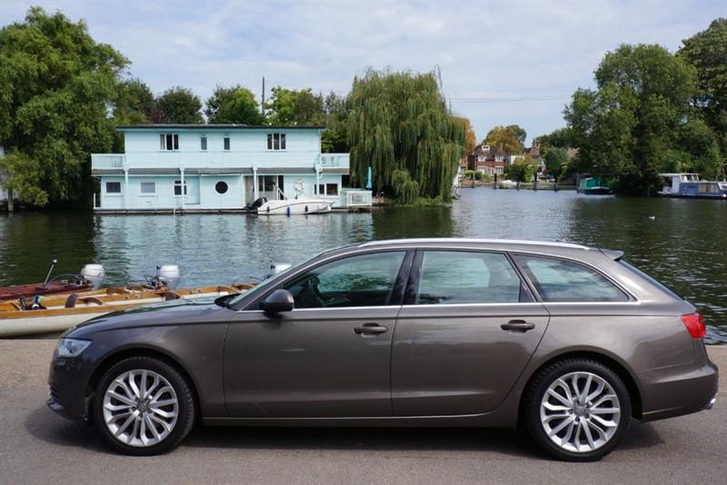 used Audi A6 Avant AVANT TDI QUATTRO SE in hampton-court-surrey