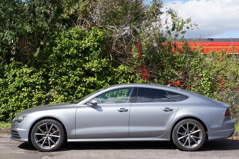 used Audi A7 SPORTBACK TDI ULTRA SE EXECUTIVE in hampton-court-surrey