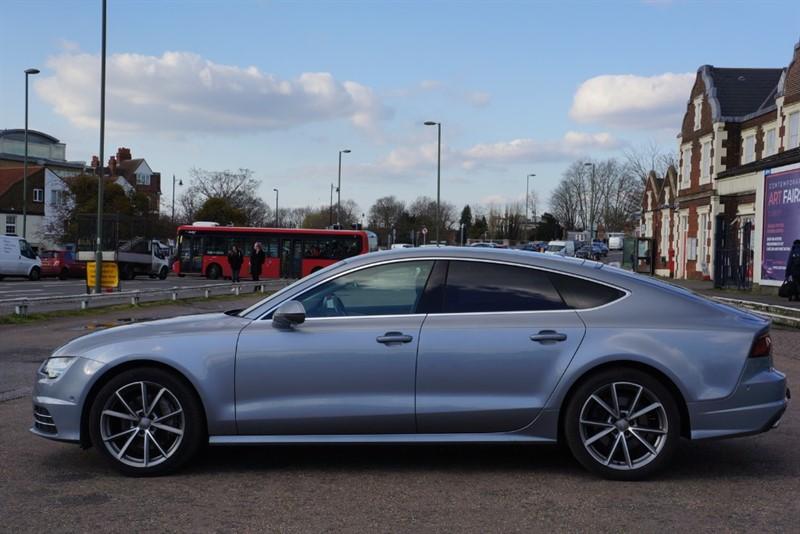 used Audi A7 SPORTBACK TDI ULTRA SE EXECUTIVE in hampton-court-surrey