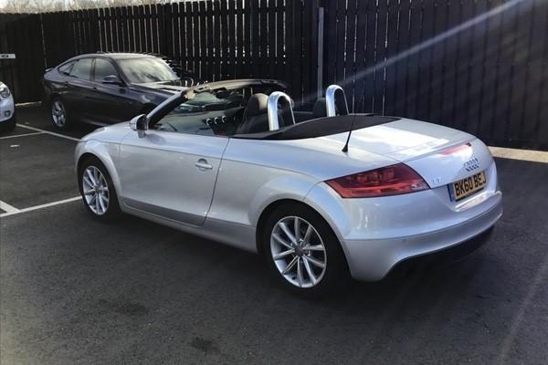 used Audi TT TFSI in hampton-court-surrey