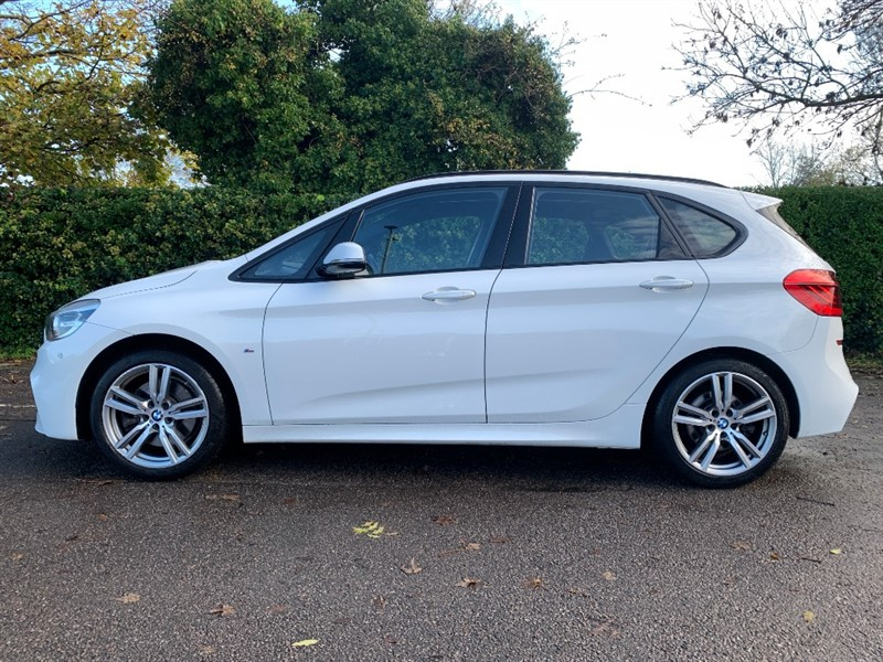used BMW 225i XDRIVE M SPORT ACTIVE TOURER in hampton-court-surrey