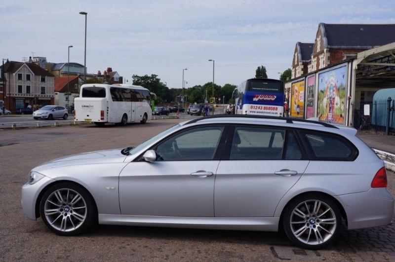 used BMW 330d M SPORT in hampton-court-surrey