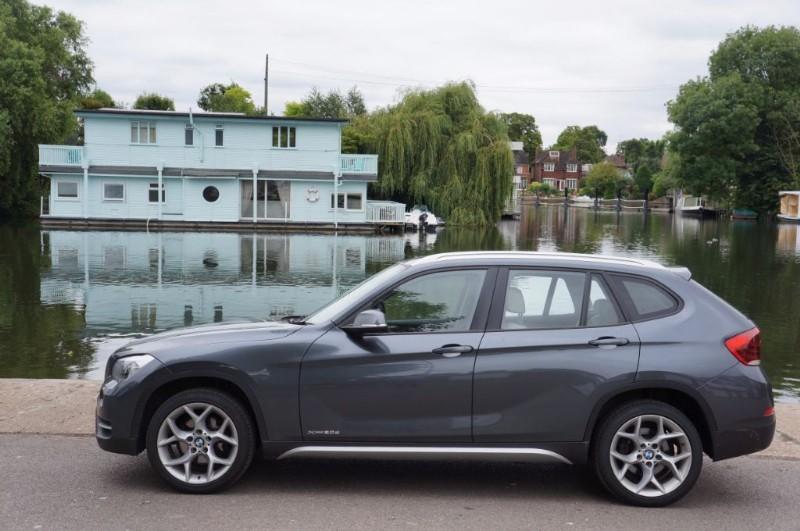 used BMW X1 XDRIVE20D XLINE in hampton-court-surrey