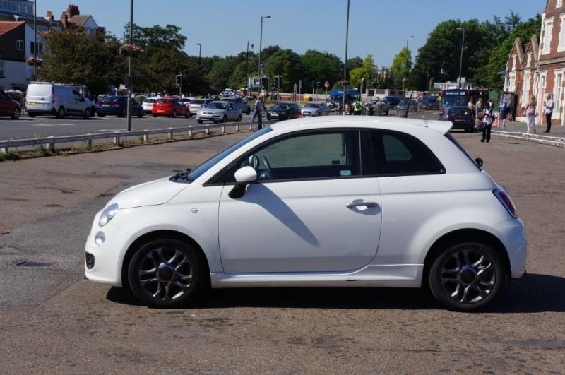 used Fiat 500 S TWINAIR in hampton-court-surrey