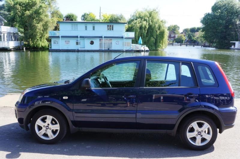 used Ford Fusion ZETEC in hampton-court-surrey