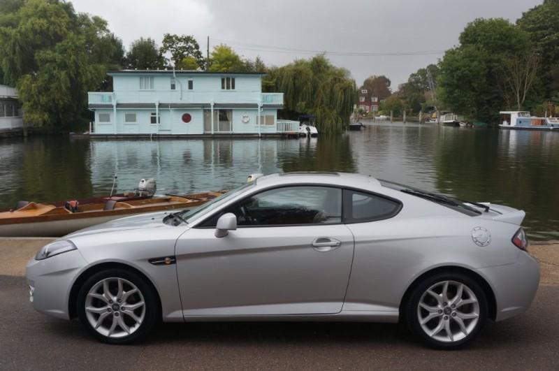 used Hyundai Coupe SIII in hampton-court-surrey