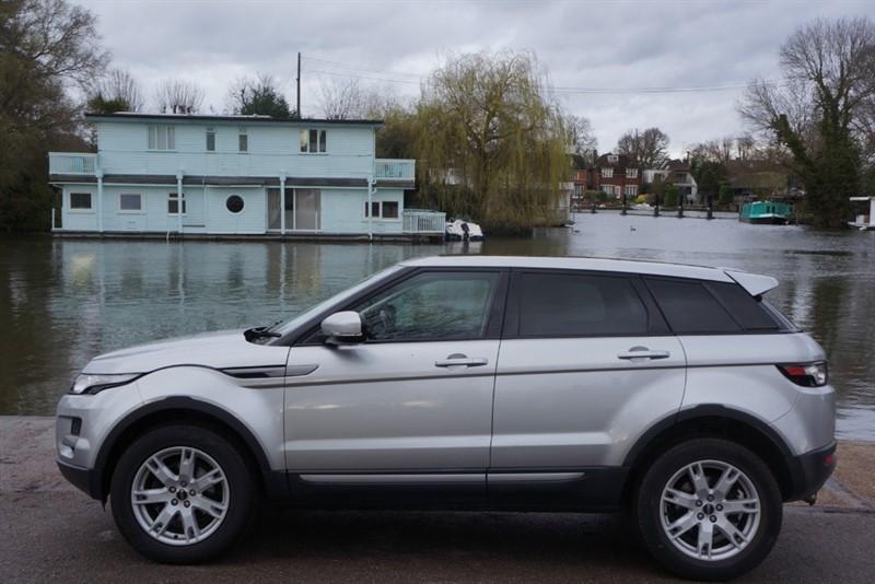 Land Rover Range Evoque Td4 Pure