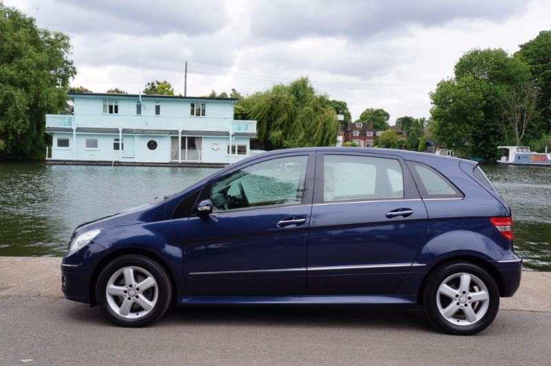 used Mercedes B200 SE in hampton-court-surrey
