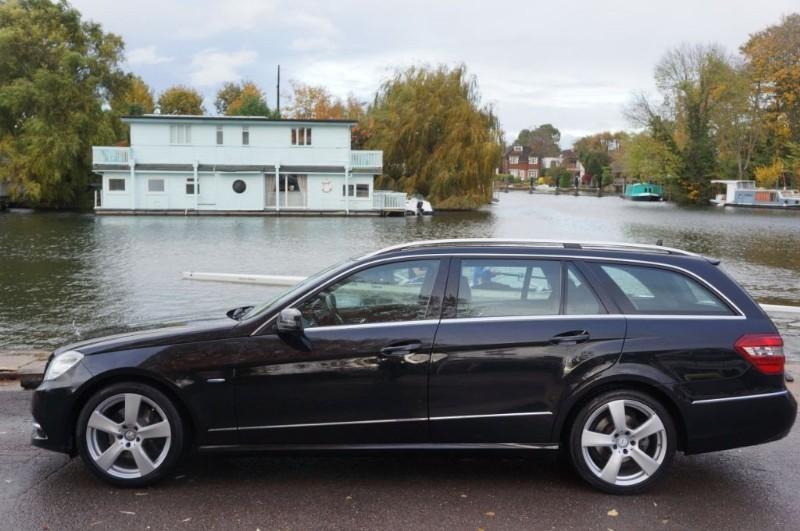 Used Mercedes E220 Cdi Blueefficiency Avantgarde In Hampton Court Surrey