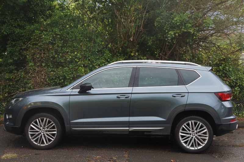 used SEAT Ateca ECOTSI XCELLENCE DSG in hampton-court-surrey