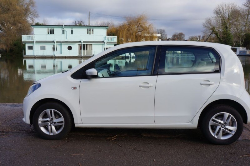 used SEAT Mii SE in hampton-court-surrey