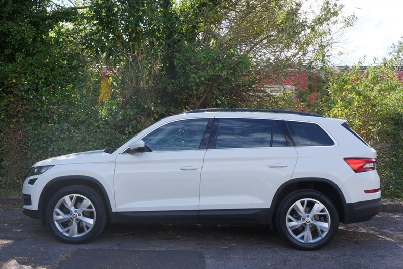 used Skoda Kodiaq SE L TSI DSG in hampton-court-surrey