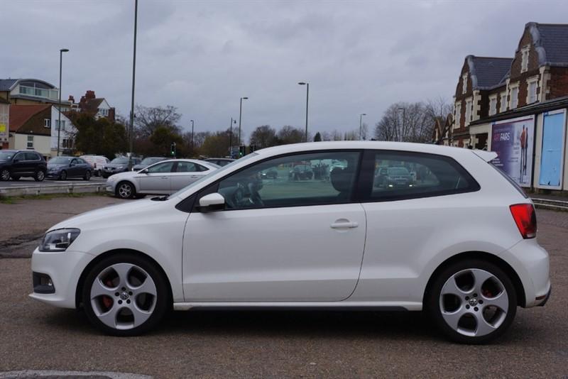 used VW Polo GTI DSG in hampton-court-surrey