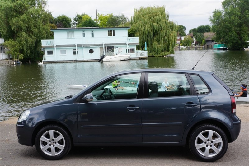 used VW Polo MATCH (60BHP) in hampton-court-surrey