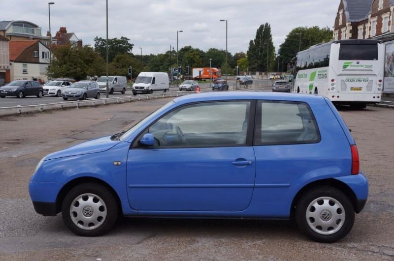 used VW Lupo S in hampton-court-surrey