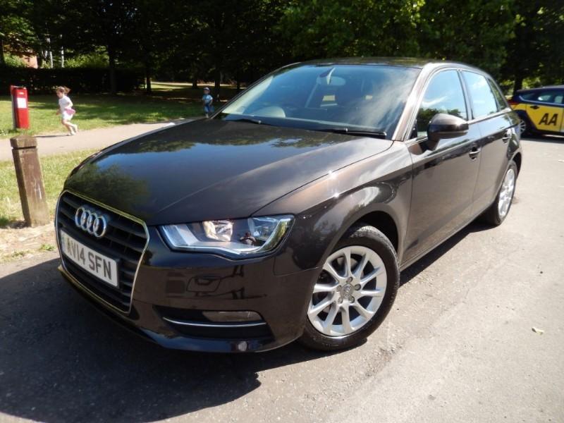 Used Audi A3 TFSI SE DSG / AUTOMATIC in croydon