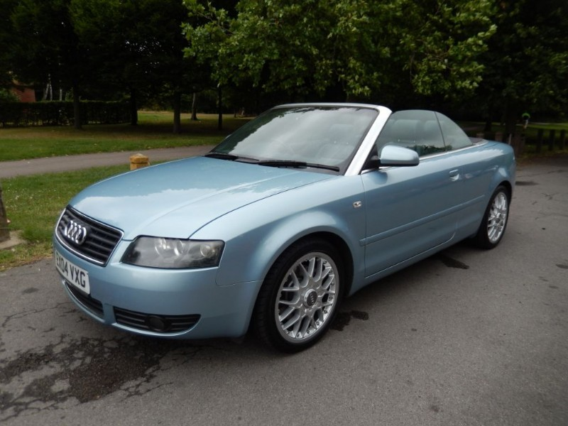 Used Audi A4 2.4 V6 SPORT Automatic in croydon