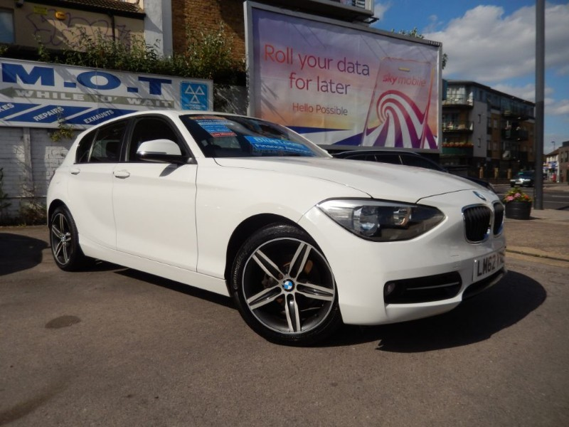 Used BMW 116i SPORT Petrol 6 speed in croydon