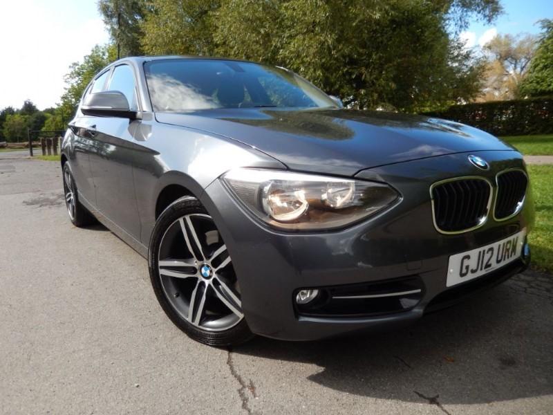 Used BMW 118i SPORT Petrol 6 Speed in croydon